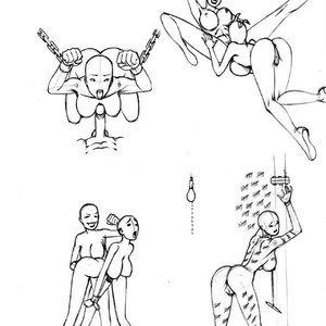 Deuce Comics Sketches gallery image-039