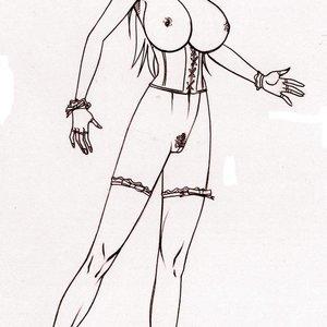 Deuce Comics Sketches gallery image-046
