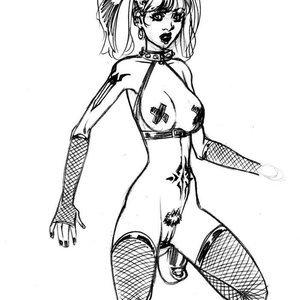 Deuce Comics Sketches gallery image-055