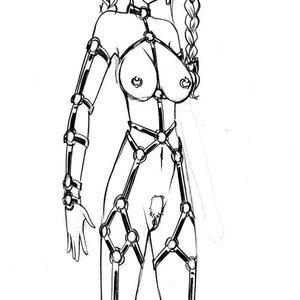 Deuce Comics Sketches gallery image-057
