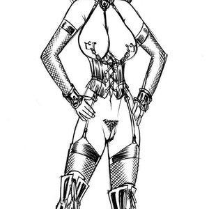Deuce Comics Sketches gallery image-059