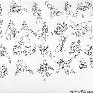 Deuce Comics Sketches gallery image-065