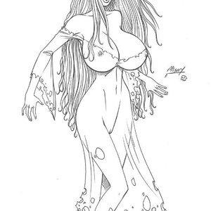 Deuce Comics Sketches gallery image-068