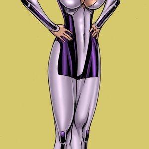 Deuce Comics Sketches gallery image-075