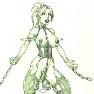 Deuce Comics Sketches gallery image-079