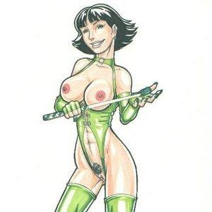 Deuce Comics Sketches gallery image-081