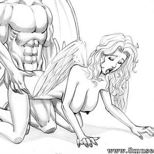 Deuce Comics Sketches gallery image-087