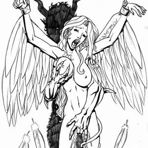 Deuce Comics Sketches gallery image-089