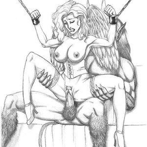 Deuce Comics Sketches gallery image-090