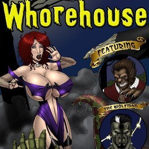 Tales from the Whorehouse – Issue 1 Deuce Comics