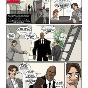 Devin Dickie Comics Hostile Takeover gallery image-002