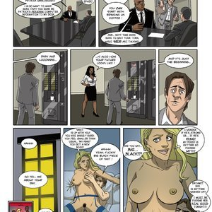 Devin Dickie Comics Hostile Takeover gallery image-004