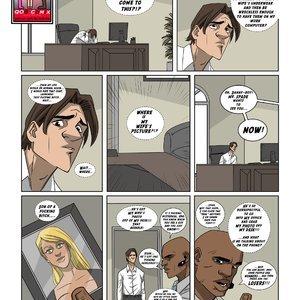 Devin Dickie Comics Hostile Takeover gallery image-007