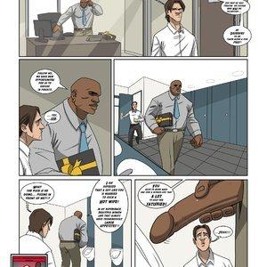 Devin Dickie Comics Hostile Takeover gallery image-008