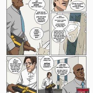 Devin Dickie Comics Hostile Takeover gallery image-009