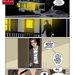 Devin Dickie Comics Hostile Takeover gallery image-012