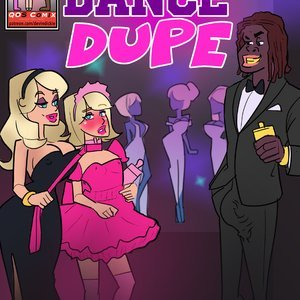 Devin Dickie Comics The Dance Dupe gallery image-001