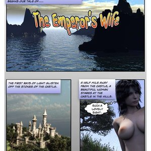 Empress Chronicles – Book 01 – The Emperors Wife Digital Empress-Captain Trips Comics
