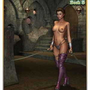 Empress Chronicles – Book 05 – Wrath of an Empress Digital Empress-Captain Trips Comics