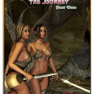 Empress Chronicles – Book 07 – The Journey – Part 2 Digital Empress-Captain Trips Comics