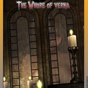Empress Chronicles – Book 10- The Whore Of Vernia Digital Empress-Captain Trips Comics