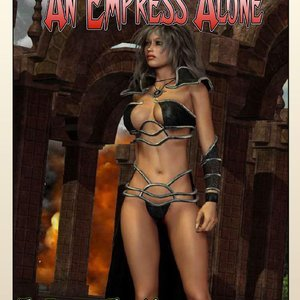 Empress Chronicles – Book 14 – An Empress Alone Digital Empress-Captain Trips Comics