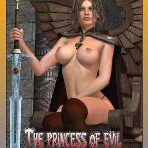 Empress Chronicles – Book 15 – Princess of Evil Digital Empress-Captain Trips Comics