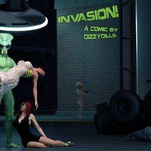 Invasion – Volume 1 DizzyDills Comics