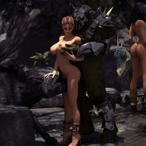 DizzyDills Comics Jungle gallery image-006