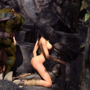 DizzyDills Comics Jungle gallery image-016
