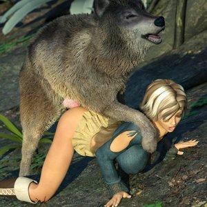 DizzyDills Comics Sasha and Wolf gallery image-016