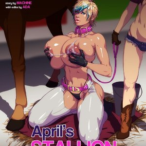 April_s_Stallion_Milking_Competition XXX comics
