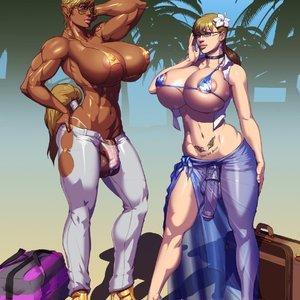 Jaime Sexy Comics