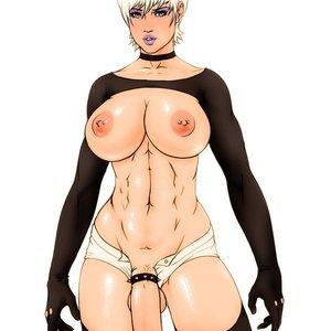 Meryl Sexy Porn Comics