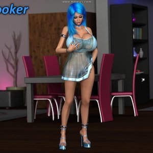Cyber Hooker – Issue 2 (Dollproject Comics) thumbnail