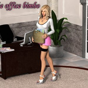 The Office Bimbo – Issue 1 (Dollproject Comics) thumbnail