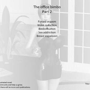 Dollproject Comics The Office Bimbo - Issue 2 gallery image-002