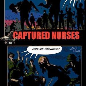 Captured Nurses Drawing Palace Comics