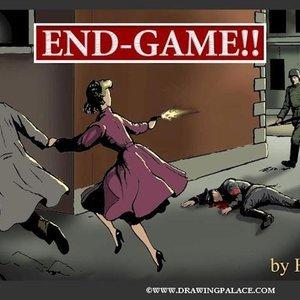 End Game (Drawing Palace Comics) thumbnail