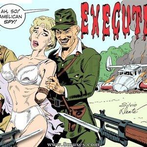 Executed Drawing Palace Comics