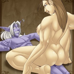 Drawntobondage World of Warcraft gallery image-040