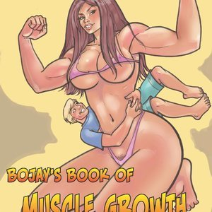 Bojays Book of Muscle Growth (DreamTales Comics) thumbnail