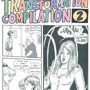 Bojays Transformation Compilation – Issue 2 DreamTales Comics