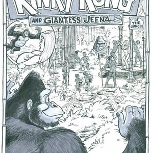 Kinky Kong – Issue 1 DreamTales Comics