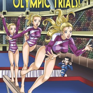 Olympic Trials – Issue 1 DreamTales Comics