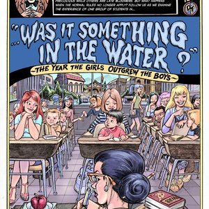 Something in The Water DreamTales Comics