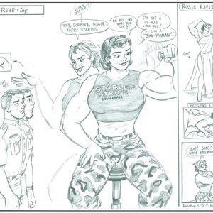 DreamTales Comics Starlet Stripe - Issue 1 gallery image-032