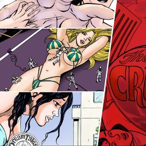 DreamTales Comics Starlet Stripe - Issue 1 gallery image-034