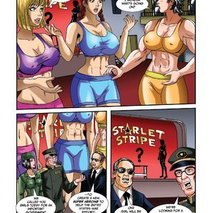 DreamTales Comics Starlet Stripe - Issue 3 gallery image-020