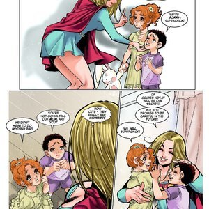 DreamTales Comics Superchicks Biggest Fans gallery image-004